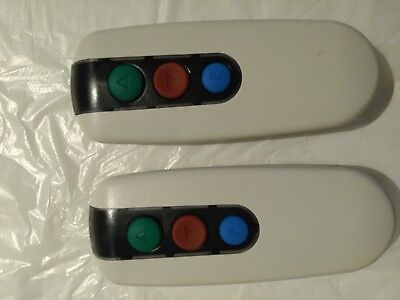 minivator stairlift remotes. Infer red