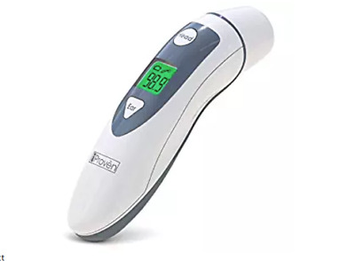 iProven Medical Ear Thermometer with Forehead Function DMT-489 Upgraded Infrared