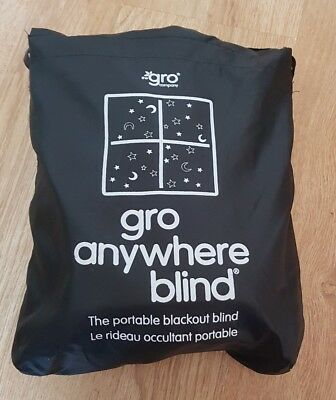 The Gro Company Gro Anywhere Blackout Blind *Excellent conditon*