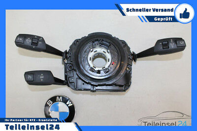 BMW 1 E87 E81 3er E91 + LCI X5 Centre de commutation colonne de direction