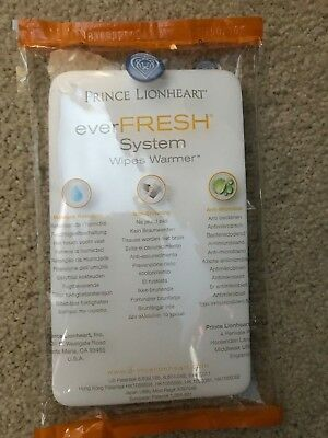 Prince Lionheart 1 Pack Ever-Fresh System Wipe Warmer Replacement Pillows