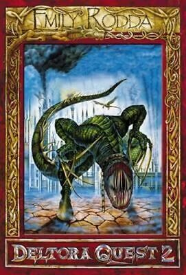 NEW Deltora Quest 2 By Emily Rodda Hardcover Free Shipping