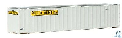 HO J. B. Hunt 48' Rib-Side Container - Walthers SceneMaster #949-8472 vmf121