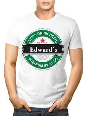Food, Beer, Pub, Stag do, Drinking, Wash /'Personal Hygiene Rating/' T-Shirt