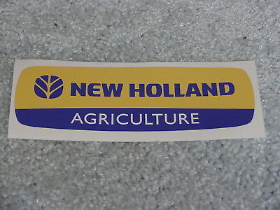 New Holland Agriculture Sticker
