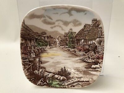 Johnson Bros Olde English Countryside Small Plate Made In England