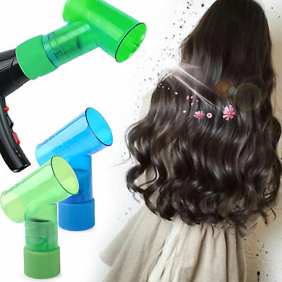 Salon Wind Spin Magic Curl Hairdryer Diffuser For Air Curler Hair Dryer