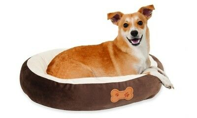 Aspen Oval Pet Bed for Dogs and Cats