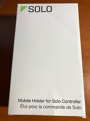 New Retail Genuine 3DR Mobile Device Holder for Solo Transmitter TA11A Black