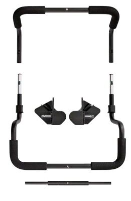 Baby Jogger Car Seat Adapter Single Stroller For Chicco Keyfit And Peg Perego