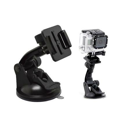 Car Windshield Suction Cup Mount Holder Stand For GoPro Hero 5 4 3 2ㅏく