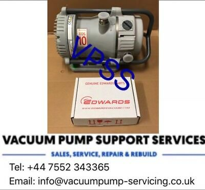 NOISEY Scroll Vacuum Pump?- Edwards XDS FULL REBUILDS AVAILABLE- WARRANTY ON ALL