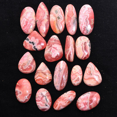 516 Ct Top Quality 100% Natural Untreated Rhodochrosite Wholesale Gemstones Lot