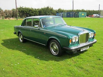 1978 Bentley T2. Superb Example Of A Quality Car.