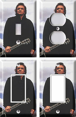 Johnny Cash - Light Switch Covers Home Decor Outlet