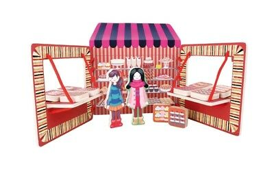 'Small Foot Company'. Candy stall.