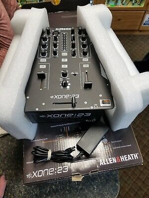 Allen & Heath Xone:23 2+2-Channel DJ Mixer (FE3016447)