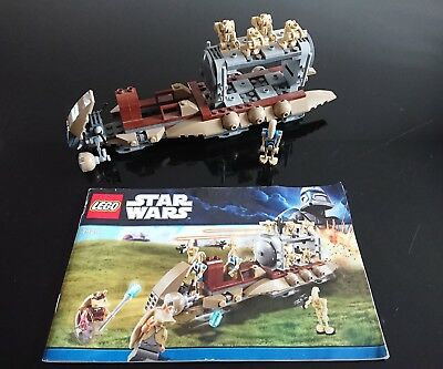 LEGO Star Wars (7929) The Battle of Naboo - mit Bauanleitung / with instructions