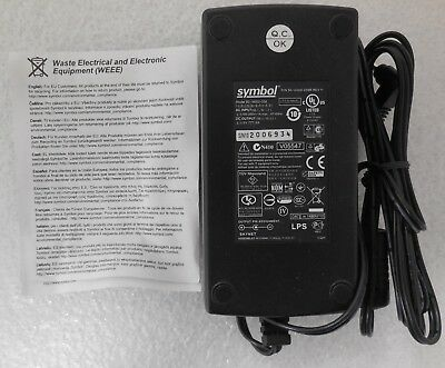 Symbol 50-14000-058R Power Supply 100-250VAC,47-63Hz,5V/2A
