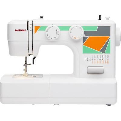 Janome MOD-15 15-Stitch Easy-to-Use Sewing Machine