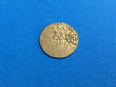 Ancient Persian Gold 1/4 Mithqai Safavids Shah Tahmasp I 1524-76
