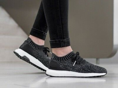 new style sneakers new release WOMEN'S ADIDAS ULTRA Boost Uncaged W Running Shoes Black ...