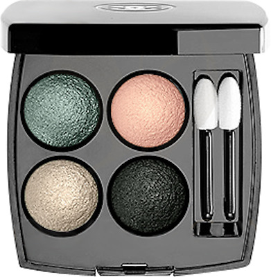 5555366cfd CHANEL LES 4 Ombres Multi-Effect Quadra Eyeshadow 232 Tisse Venitien NEW NO  BOX!