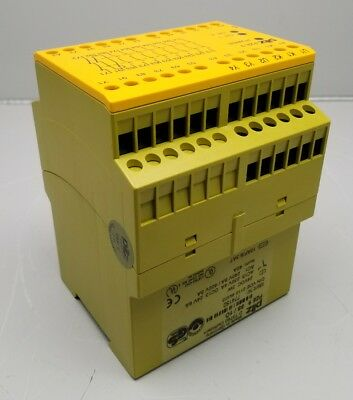 New Pilz Pze-9 Safety Relay 774150  Contact Expansion Module