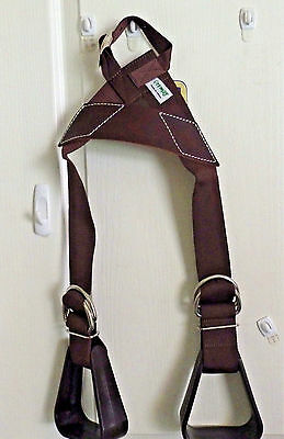 western Little Buddy Stirrups dark formay 193003bg,small child