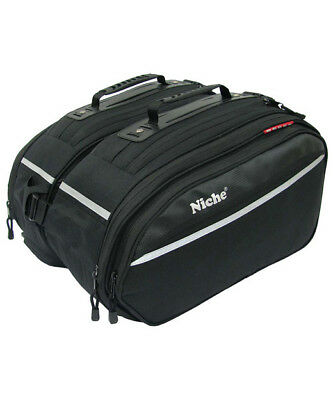 New Motorcycle Rolling Luggage Niche Saddlebags Sport Bike Universal With Wheels