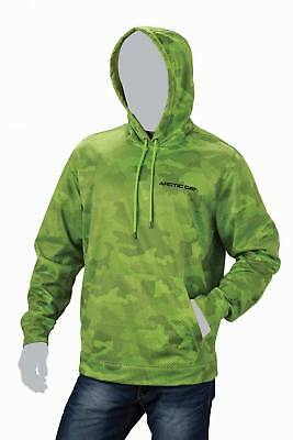 Brand New Arctic Cat Green Camo Sweater | 2018 | 5268-84