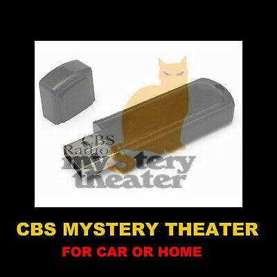 Cbs Radio Mystery Theater. Enjoy All 1399 Otr Shows While Driving Or At Home!