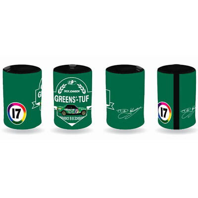 Dick Johnson Racing Djr Greens-Tuf Stubby Holder Can Cooler Supercars Ford