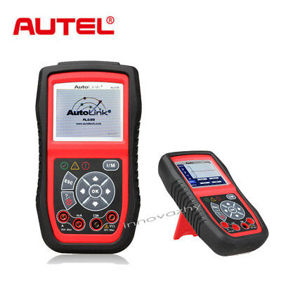 Updatable Autel AL539 OBD2 CAN Electrical Test Tool Code Reader Circuit Test