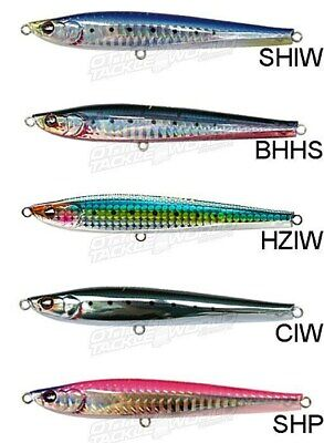 Duel Adagio Metal Lures 125mm Heavy  BRAND NEW @ Ottos Tackle World