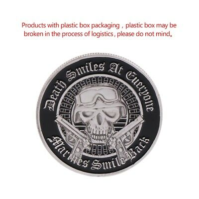 Alloy American Marine Corp Army Commemorative Coin Collection Art Gifts Souvenir