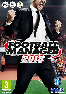Football Manager 2018 | On PC Mac | Full Game And In Game Editor |