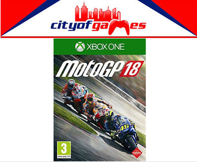 MotoGP 18 Xbox One Game In Stock