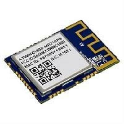 WiFi / 802.11 Modules SmartConnect ATWINC1500B-MU-T Module