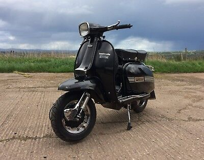 Lambretta Rb 225 Gp 1976