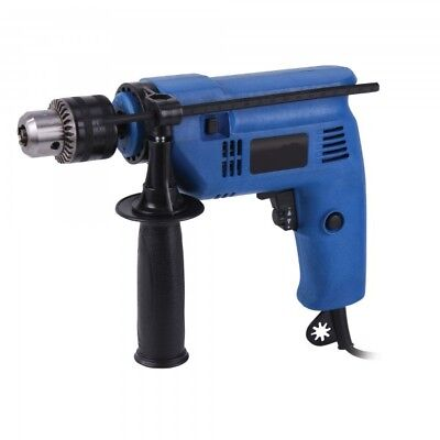 Hilka 500W Electric Hammer Drill Variable Speed Impact Driver Screwdriver