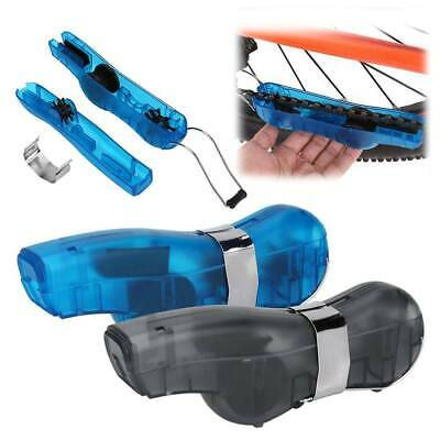 Motorcycle Bike Bicycle Motocross Chain Wheel Cleaning Brush Cleaner Tool Device