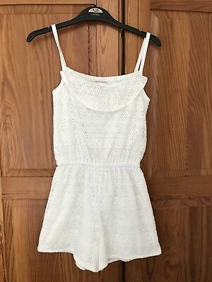 girls playsuit age 8-9 Years