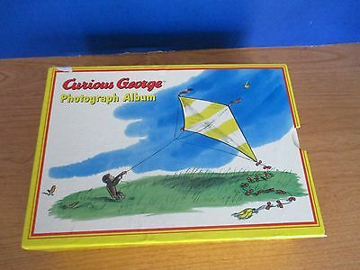 CURIOUS GEORGE PHOTOGRAPH ALBUMS~Boxed Set of 3