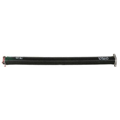 Prime-Line Torsion Spring, Right Wind, .250 x 2 in. x 32 in., Green