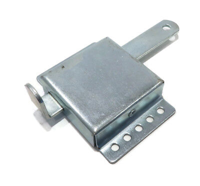 """New GARAGE DOOR SIDE LOCK for 2"""" or 3"""" Track Cable Pull Release Lever Mechanism"""