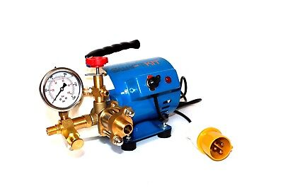 Swiftkit, 110v Electric pressure test pump, 1st fix Test Pump, Plumbing&Heating