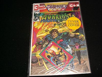 Deathwatch 2000,hybrids No.3<>Sealed<>Continuity Comics~°Card Included