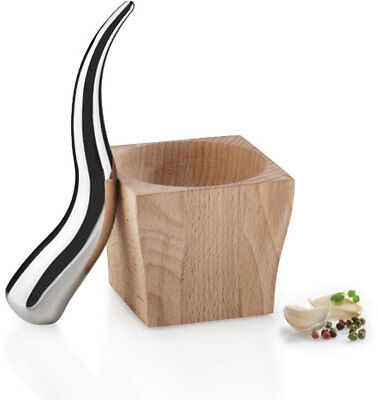 NEW Nuance DesignerStyle Mortar and Pestle