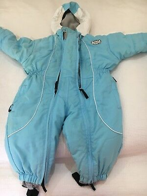 Infant XTM Snow Suit Size 1